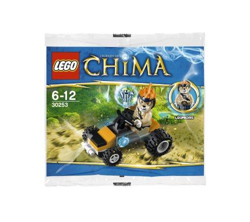 pezzi-lego-chima-30253-leonida-giungla-dragster-30-set-sacchetto