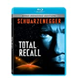Total Recall: Mind-Bending Edition [Blu-ray] (Sous-titres fran�ais) [Import]