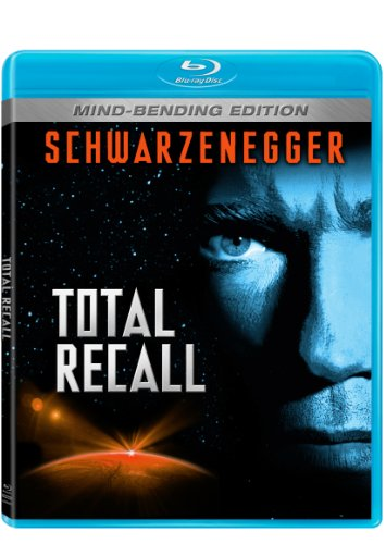 Cover art for  Total Recall (Mind-Bending Edition) [Blu-ray]