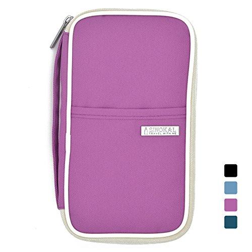 sinokal-raccoglitore-del-passaporto-dellorganizzatore-sacchetto-impermeabile-di-viaggio-purple