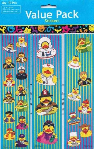 Assorted Rubber Ducks