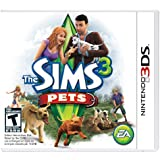 The Sims 3: Pets  - Nintendo 3DS Standard Edition
