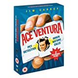 Ace Ventura: Pet Detective/Ace Ventura: When Nature Calls [DVD] [2007]by Jim Carrey