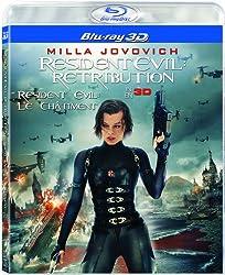 Resident Evil: Retribution 3D [Blu-ray 3D + Blu-ray]