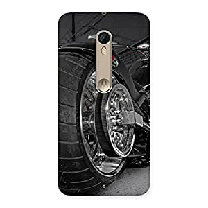 Delighted Wonder Cruise Multicolor Back Case Cover for Motorola Moto X Style