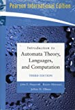 Introduction to Automata Theory, Languages, and Computation (0321514483) by Hopcroft, John E.