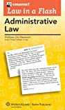 Law in a Flash Cards: Administrative Law