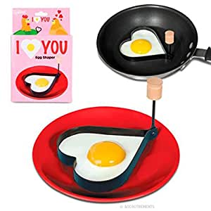 1 X I Love You - Heart Egg Shaper