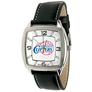 NBA Mens NBA-RET-LAC Retro Series Los Angeles Clippers Watch by Game Time