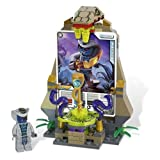 LEGO Ninjago Set #850445 Character Card Shrine Includes 3D Battle Rattla Card