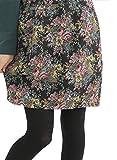 810255245101 LL ブラック (ハッピーマリリン)A HAPPY MARILYN 選べるサイズ L~5L お呼ばれ ゴブラン花柄 タイト スカート 膝下丈 スカート 大きいサイズ レディース 体型カバー