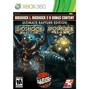 BioShock Ultimate Rapture Edition - Xbox 360