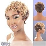 H. KEA (Motown Tress) - Remy Human Hair Full Wig in DARK BROWN by Oradell International Corporation