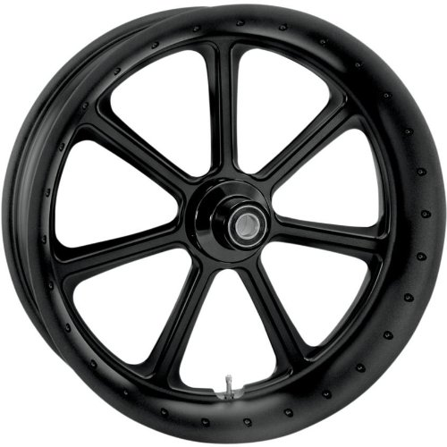 Rsd Diesel Black Ops 18X3.5 Front Wheel , Color: Black, Position: Front, Rim Size: 18 12397806Rdiesmb