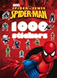 1000 stickers Spiderman : Marvel Spider-sense...