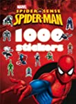 1000 stickers Spiderman : Marvel Spid...
