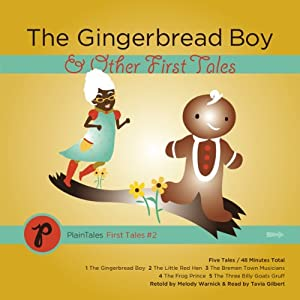The Gingerbread Boy & Other First Tales | [Melody Warnick]