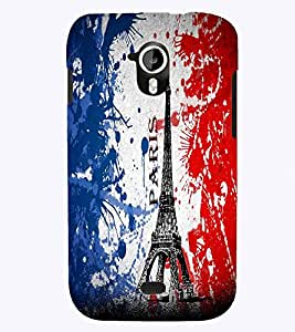 PrintVisa Travel Ship Sunset 3D Hard Polycarbonate Designer Back Case Cover for Micromax Canvas HD A116