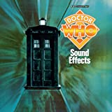 Doctor Who - Sound Effects (LP) [VINYL] BBC Radiophonic Workshop