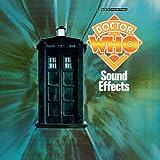 BBC Radiophonic Workshop Doctor Who - Sound Effects (LP) [VINYL]