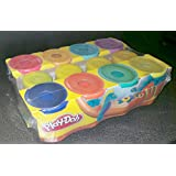 Play Doh Super Value Rainbow Pack Kids Activity Clay Model