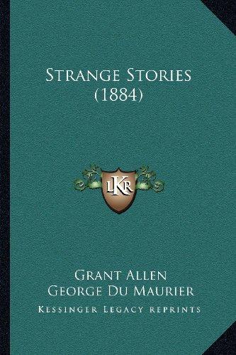 Strange Stories (1884)