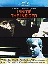 L'Initié / The Insider Blu-ray Bilingue