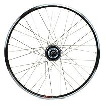Sta-Tru 700X35 Nexus 8-Speed Wheel, Stw Dw Rim Black