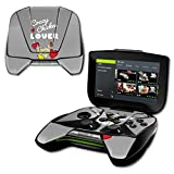 MightySkins Skin for NVIDIA Shield Portable – Crazy Chicken Lover | Protective, Durable, and Unique Vinyl Decal wrap Cover | Easy to Apply, Remove, and Change Styles | Made in The USA (Color: Crazy Chicken Lover, Tamaño: NVIDIA Shield Portable)