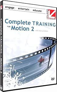 Class on Demand: Complete Training for Motion 2