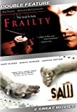 Saw & Frailty [DVD] [Region 1] [US Import] [NTSC]