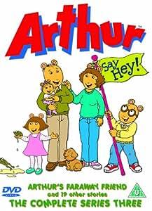 Arthur - Complete Series 3 [DVD]