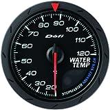 日本精機 Defi (デフィ) メーター【Defi-Link ADVANCE CR】水温計 60φ (ブラック) DF-09202