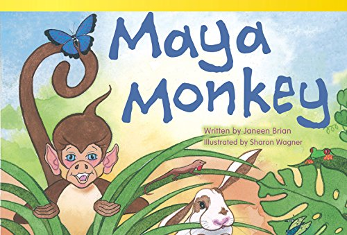 Maya Monkey (Fiction Readers) (Monkey Game Development compare prices)