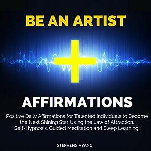 Be an Artist Affirmations Audiobook