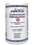 Schweizer Nähpulver - 60°C Waschbar - 75g im Streuer