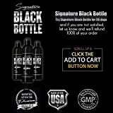 Black-Bottle-Mens-Shampoo-Anti-Hair-Loss-Shampoo-For-Men-Promotes-Hair-Growth-in-Men-DHT-Blocker-Saw-Palmetto-Hair-Loss-Help-Caffeine-Biotin-Essential-Oils-Extracts-85oz