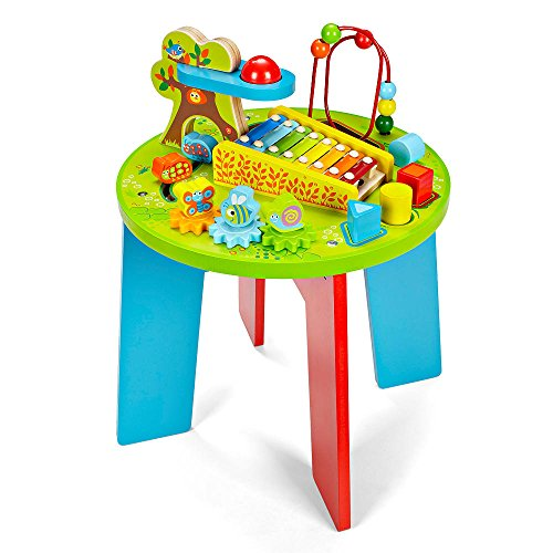 Imaginarium Garden Activity Table front-1034532