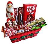 Gift Set Christmas Hamper with Nestlé Kit Kat (12 parts)