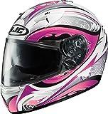 HJC Lash Women's IS-16 On-Road Motorcycle Helmet - MC-8 / Medium