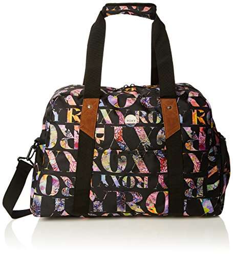 Roxy Sugar It Up ERJBP03284 - KVJ7 - 1SZ, Borsa donna, Nero, taglia unica