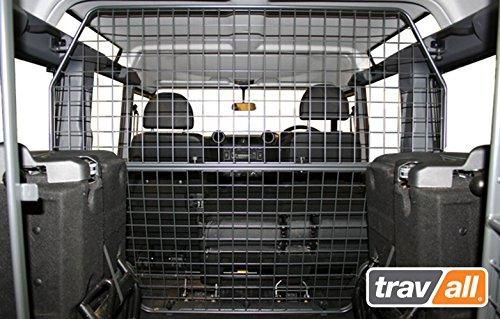 Travall-Guard-Hundegitter-TDG1318-Mageschneidertes-Trenngitter-in-Original-Qualitt