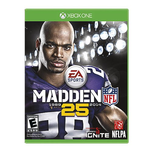 все цены на  Madden NFL 25 for Xbox One  онлайн