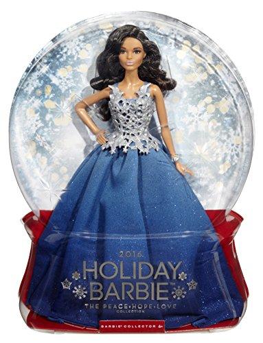 Barbie 2016 Holiday Doll JungleDealsBlog.com