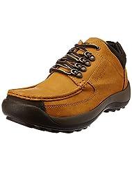 Franco Leone Men's Leather Boots - B00NQV0YV0