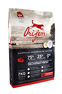 Orijen Dog Regional Red Dry Mix 2.5 kg by Champion Pet Foods