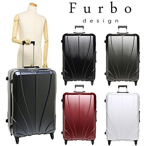 フルボデザイン スーツケース Furbo design FB0813 ディライト超軽量シリーズL 27インチ 4輪 キャリーケース 選べるカラー