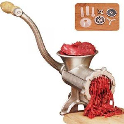 Weston 36-1001-W / 10 Deluxe Meat Grinder