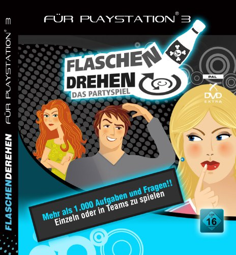 FLASCHENDREHEN [IMPORT ALLEMAND] [JEU PS3]