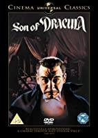 Son of Dracula (1943) [Import anglais]